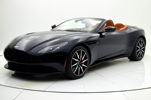 Aston Martin DB11 2019 For Sale $248828 Stock Number 19A128 10009_p10