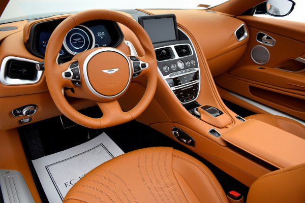 Aston Martin DB11 2019 For Sale $248828 Stock Number 19A128 10009_p15