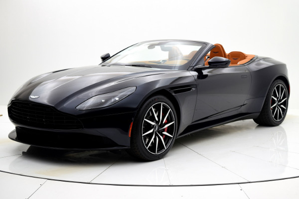 Aston Martin DB11 2019 For Sale $248828 Stock Number 19A128 10009_p2