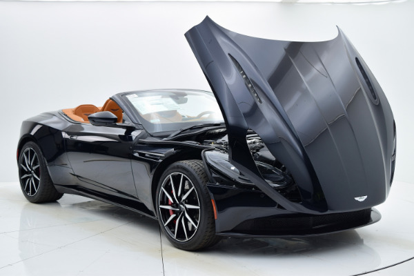 Aston Martin DB11 2019 For Sale $248828 Stock Number 19A128 10009_p34