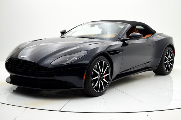 Aston Martin DB11 2019 For Sale $248828 Stock Number 19A128 10009_p37