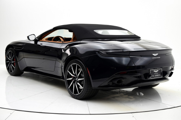 Aston Martin DB11 2019 For Sale $248828 Stock Number 19A128 10009_p39
