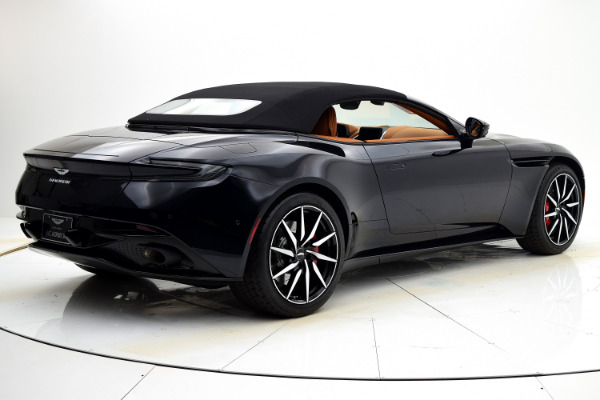 Aston Martin DB11 2019 For Sale $248828 Stock Number 19A128 10009_p41