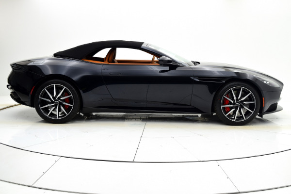Aston Martin DB11 2019 For Sale $248828 Stock Number 19A128 10009_p42