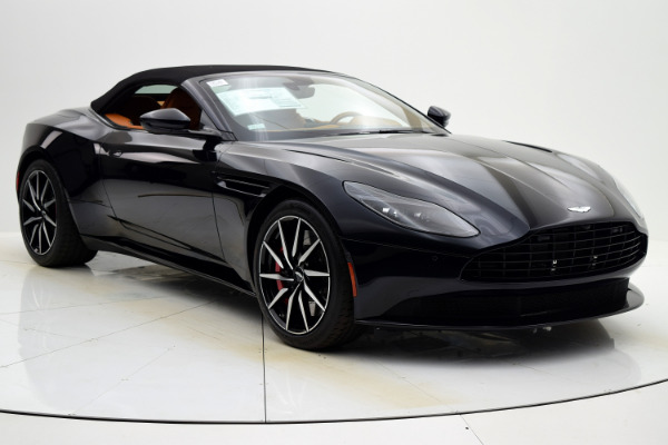 Aston Martin DB11 2019 For Sale $248828 Stock Number 19A128 10009_p43