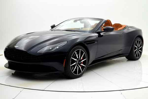 Aston Martin DB11 2019 For Sale $248828 Stock Number 19A128 10009_p46