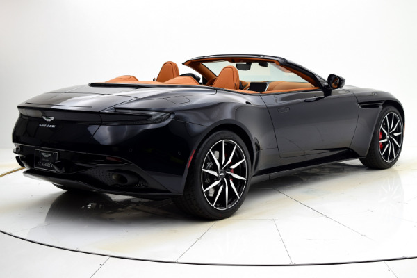 Aston Martin DB11 2019 For Sale $248828 Stock Number 19A128 10009_p6