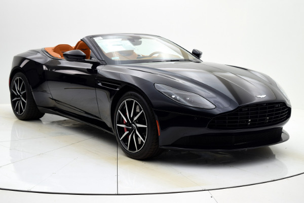 Aston Martin DB11 2019 For Sale $248828 Stock Number 19A128 10009_p8