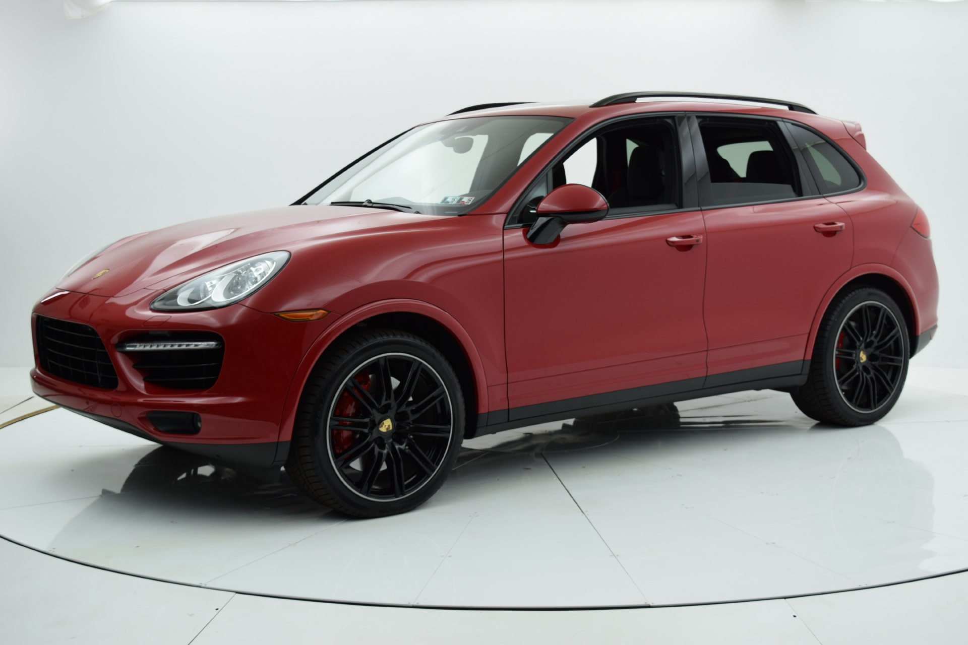 Used 2014 Porsche Cayenne Turbo S For Sale $99 880