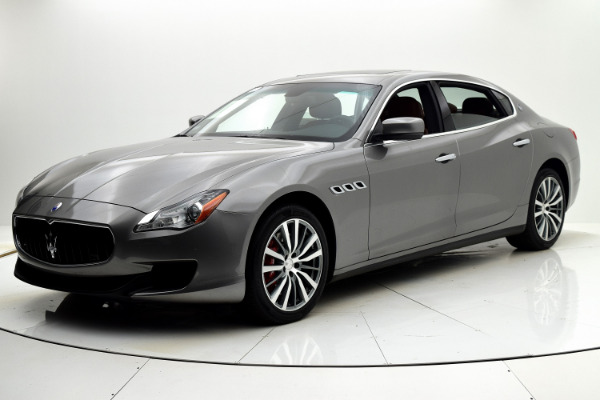 Maserati Quattroporte 2016 For Sale $68880 Stock Number 2032JI 1658_p10