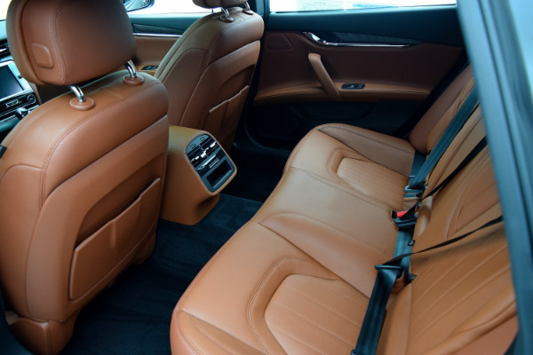 Maserati Quattroporte 2016 For Sale $68880 Stock Number 2032JI 1658_p24