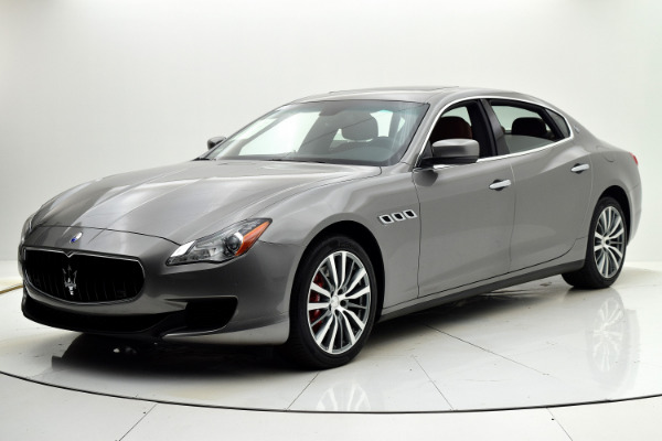Maserati Quattroporte 2016 For Sale $68880 Stock Number 2032JI 1658_p2