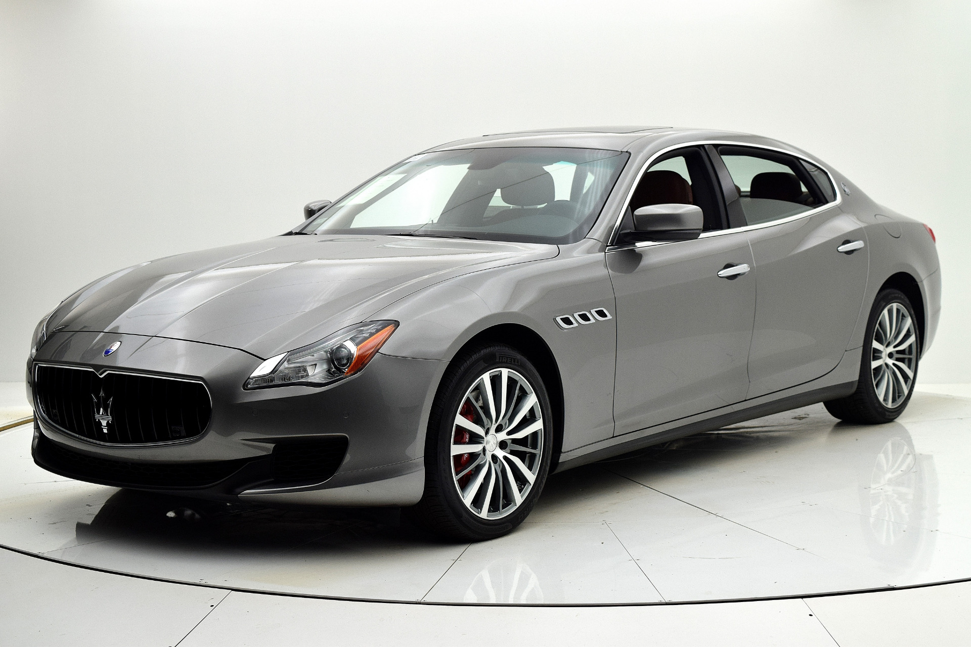 Maserati Quattroporte 2016 For Sale $68880 Stock Number 2032JI