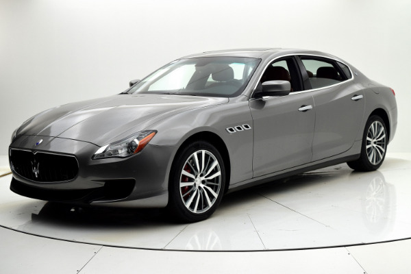Maserati Quattroporte 2016 For Sale $68880 Stock Number 2032JI 1658_p38