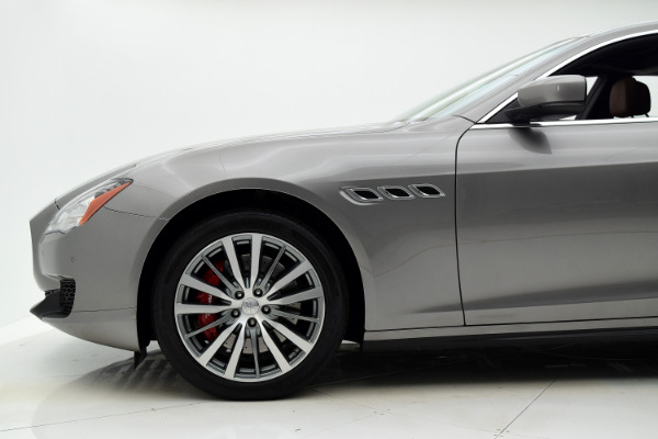 Maserati Quattroporte 2016 For Sale $68880 Stock Number 2032JI 1658_p39