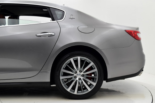 Maserati Quattroporte 2016 For Sale $68880 Stock Number 2032JI 1658_p41
