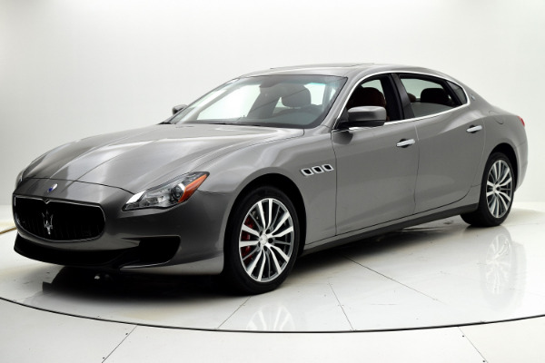 Maserati Quattroporte 2016 For Sale $68880 Stock Number 2032JI 1658_p48