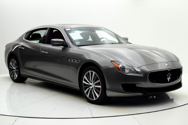 Maserati Quattroporte 2016 For Sale $68880 Stock Number 2032JI 1658_p8