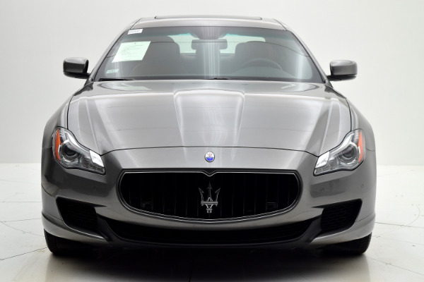 Maserati Quattroporte 2016 For Sale $68880 Stock Number 2032JI 1658_p9