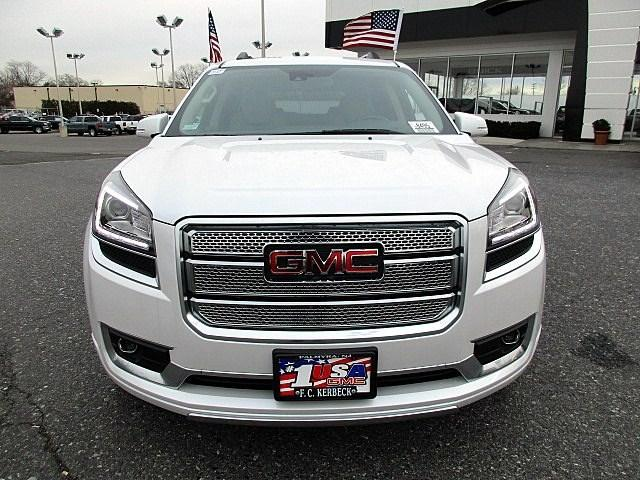 new 2016 gmc acadia denali for sale 48 804 fc kerbeck aston martin stock 16g466. Black Bedroom Furniture Sets. Home Design Ideas