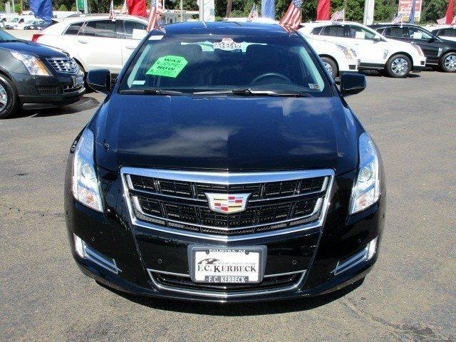 used 2016 cadillac xts luxury collection for sale 37 990 fc kerbeck aston martin stock 65463k. Black Bedroom Furniture Sets. Home Design Ideas