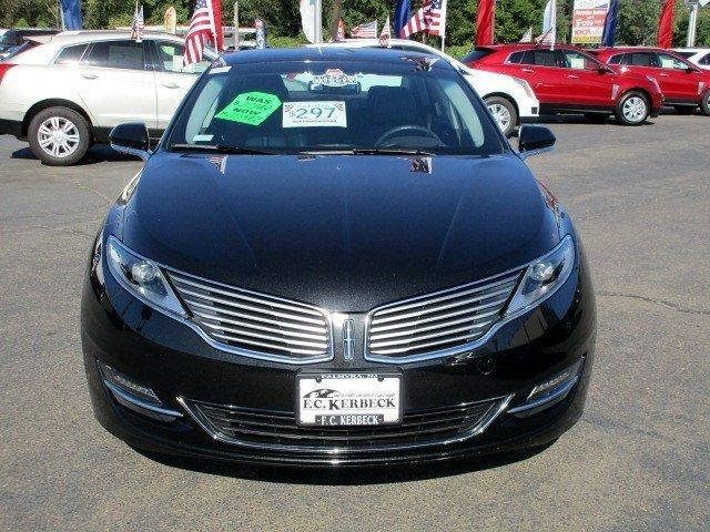 used 2013 lincoln mkz for sale 21 990 fc kerbeck. Black Bedroom Furniture Sets. Home Design Ideas