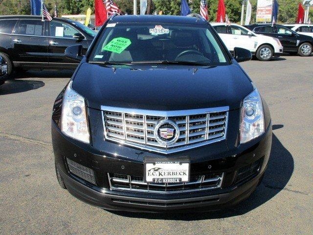 used 2016 cadillac srx luxury collection for sale 34 990 fc kerbeck aston martin stock 65486j. Black Bedroom Furniture Sets. Home Design Ideas