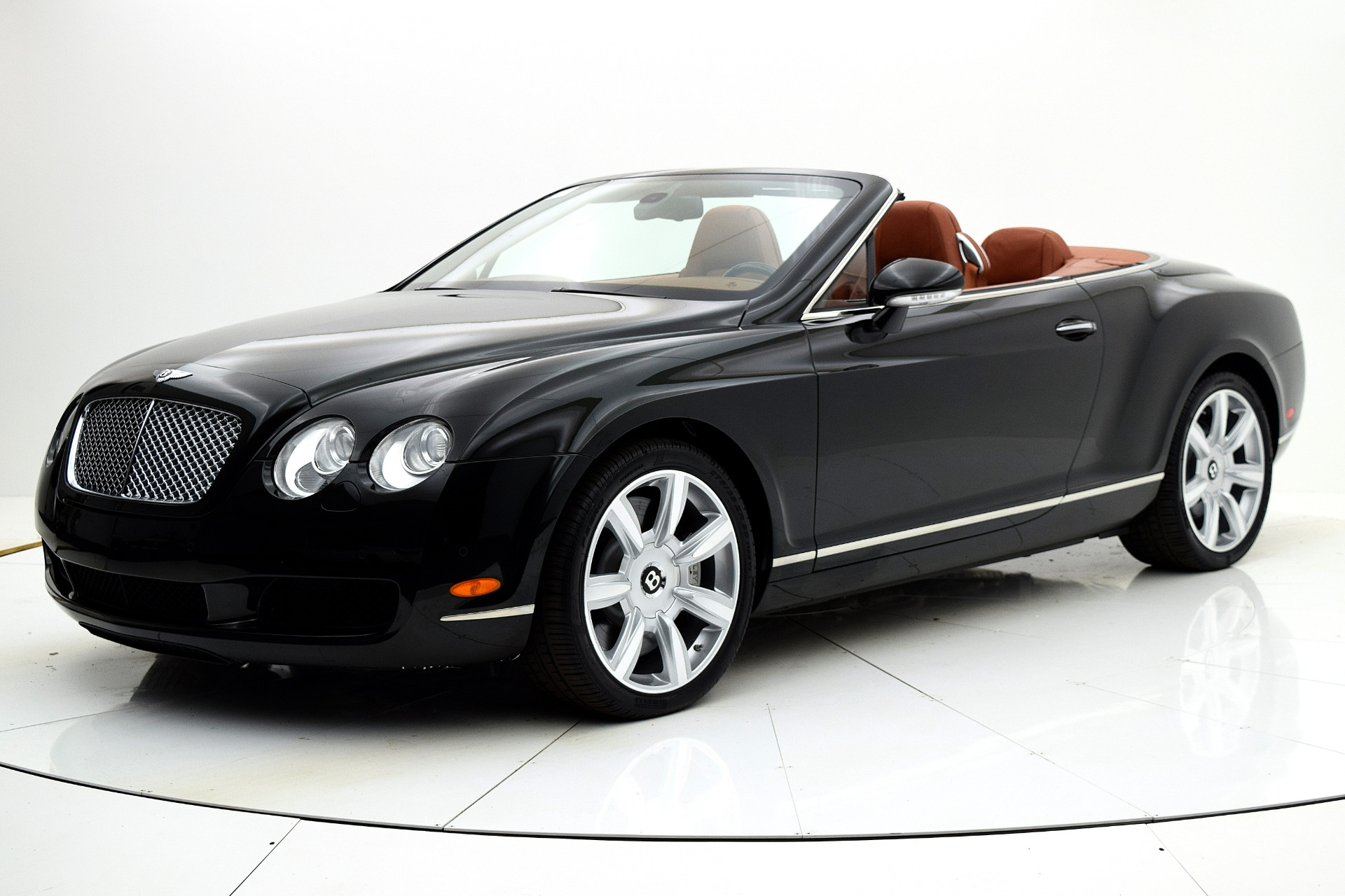 used 2007 bentley continental gt convertible for sale 79 880 fc kerbeck aston martin stock. Black Bedroom Furniture Sets. Home Design Ideas
