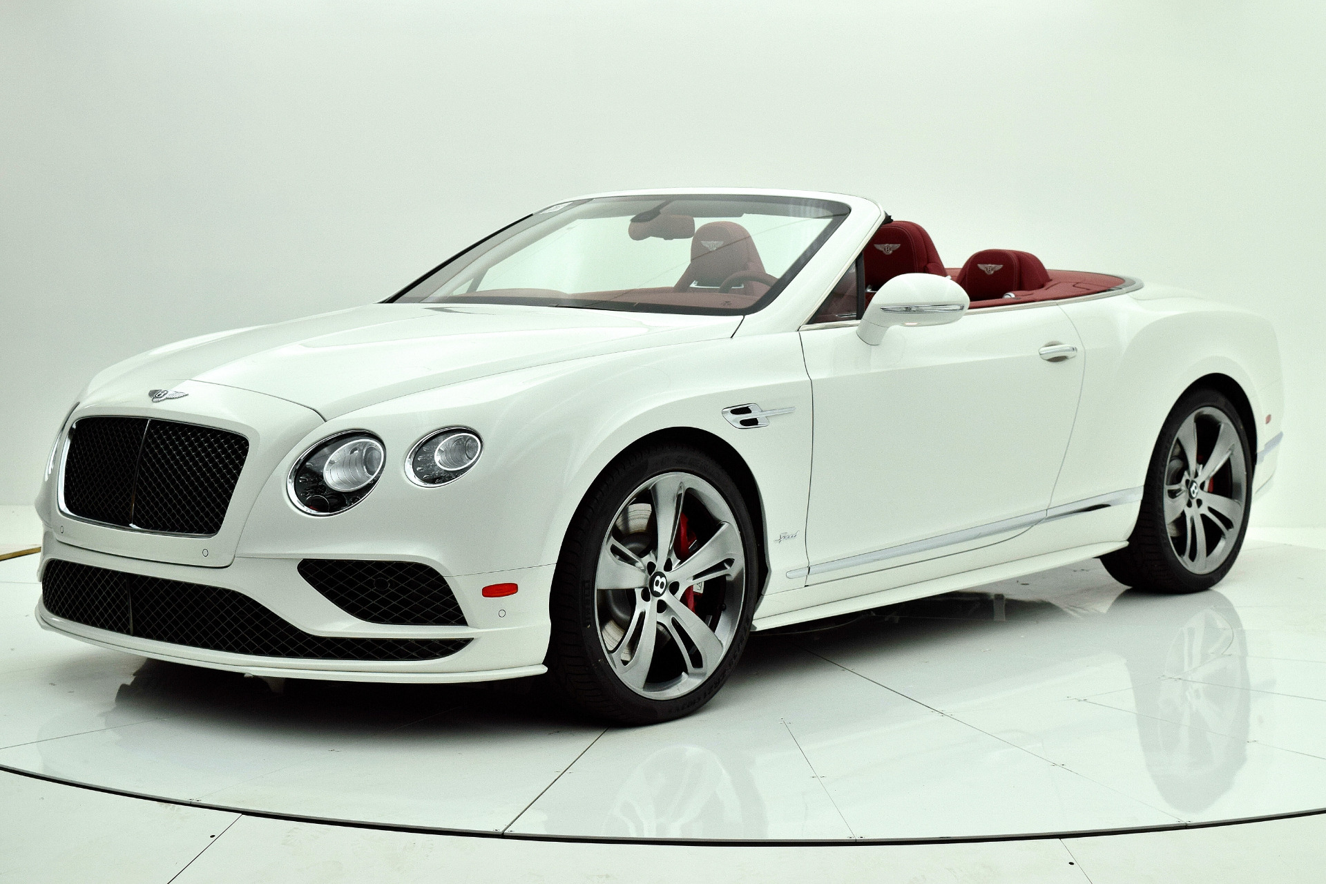 Bentley Continental 2017 For Sale $211880 Stock Number 17BE146