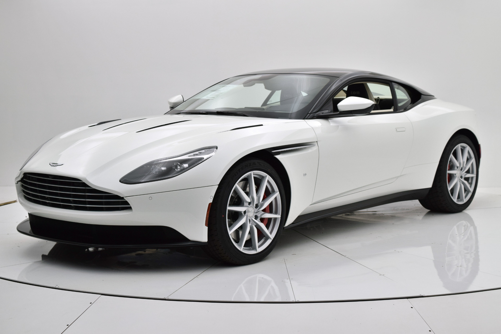 new 2017 aston martin db11 for sale 255 349 fc kerbeck aston martin stock 17a109. Black Bedroom Furniture Sets. Home Design Ideas