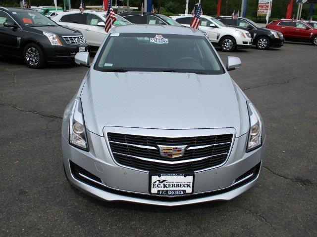used 2017 cadillac ats sedan luxury rwd for sale 30 990 fc kerbeck aston martin stock 66051j. Black Bedroom Furniture Sets. Home Design Ideas