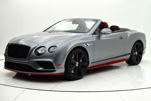 Bentley Continental 2017 For Sale $189880 Stock Number 17BE159 5447_p2