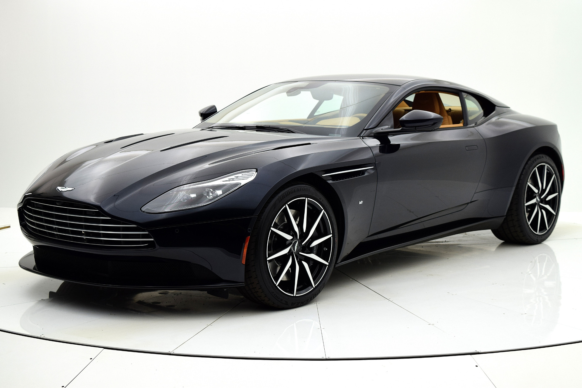 new 2017 aston martin db11 for sale 257 507 fc kerbeck aston martin stock 17a116. Black Bedroom Furniture Sets. Home Design Ideas