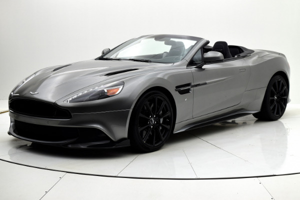 Aston Martin Vanquish 2018 For Sale $359899 Stock Number 18A102 6582_p27