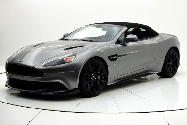 Aston Martin Vanquish 2018 For Sale $359899 Stock Number 18A102 6582_p37