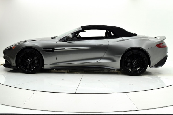 Aston Martin Vanquish 2018 For Sale $359899 Stock Number 18A102 6582_p38