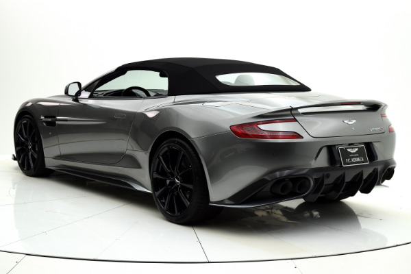 Aston Martin Vanquish 2018 For Sale $359899 Stock Number 18A102 6582_p39