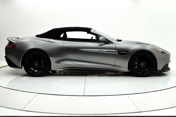 Aston Martin Vanquish 2018 For Sale $359899 Stock Number 18A102 6582_p42