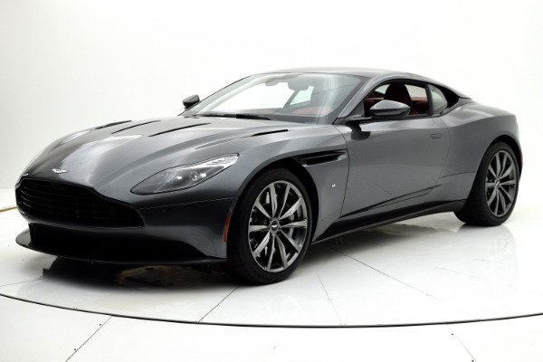 Aston Martin DB11 2018 For Sale $266579 Stock Number 18A108 6732_p27