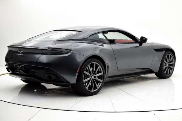 Aston Martin DB11 2018 For Sale $266579 Stock Number 18A108 6732_p6