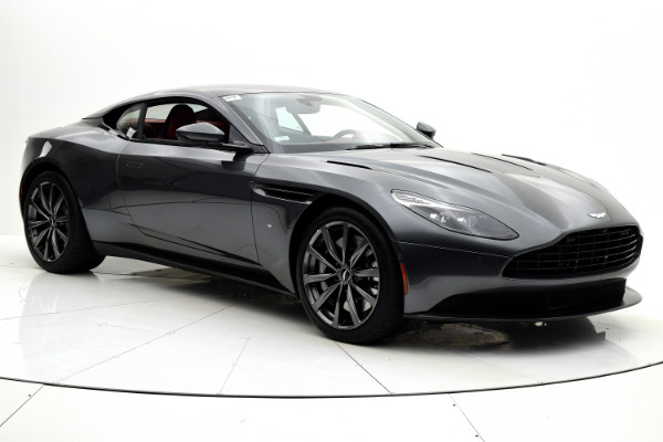 Aston Martin DB11 2018 For Sale $266579 Stock Number 18A108 6732_p8