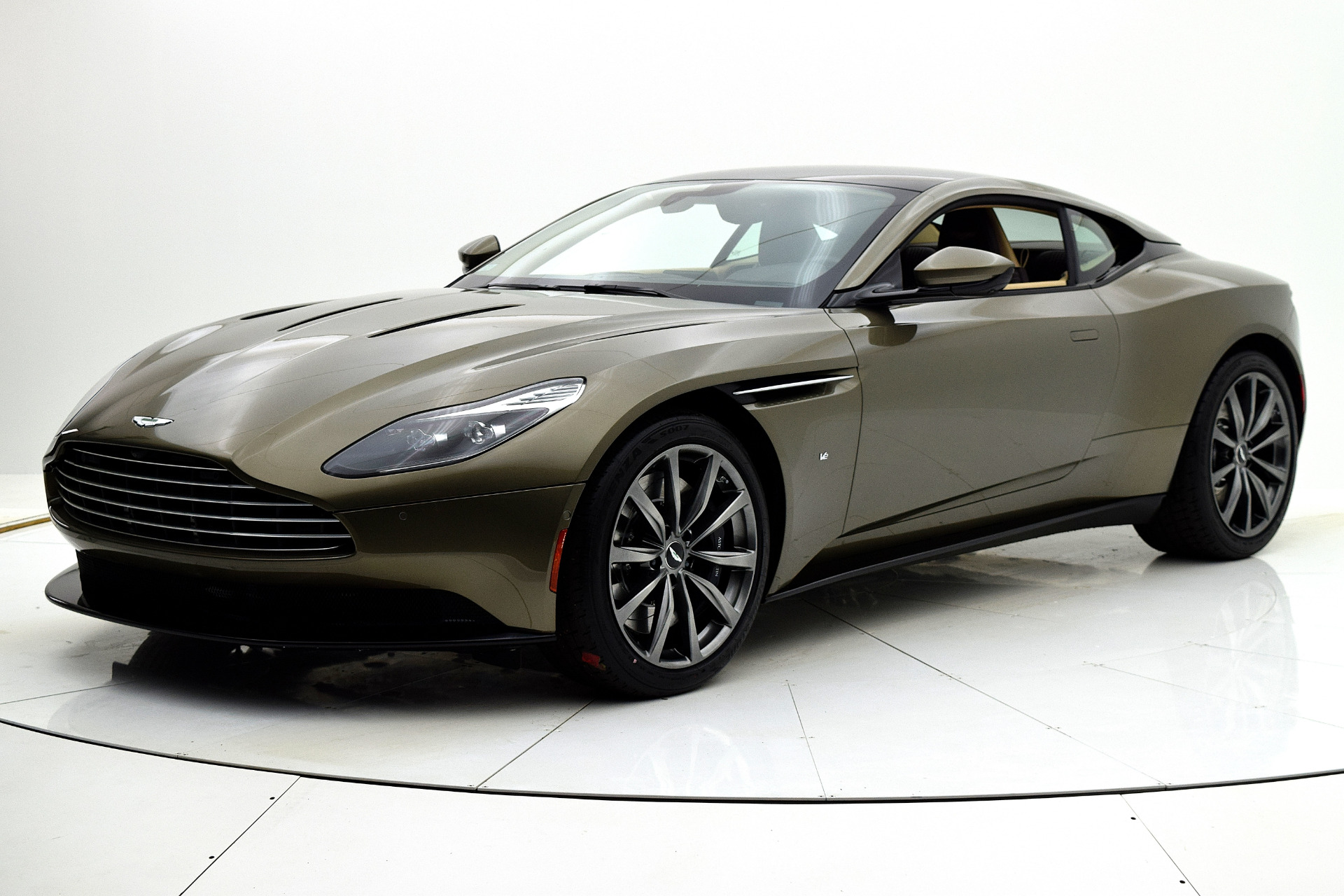 Ally Auto Payment >> New 2018 Aston Martin DB11 V12 Coupe For Sale ($252,237 ...