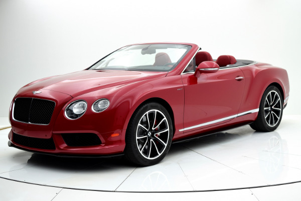 Bentley Continental GT V8 S 2014 For Sale $129880 Stock Number 1499JI 7101_p10