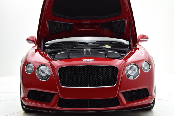 Bentley Continental GT V8 S 2014 For Sale $129880 Stock Number 1499JI 7101_p29