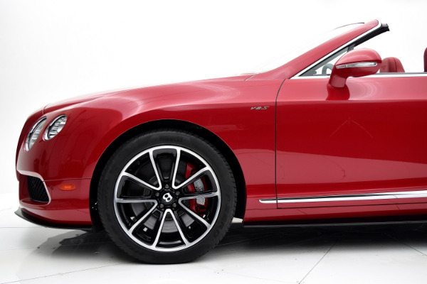 Bentley Continental GT V8 S 2014 For Sale $129880 Stock Number 1499JI 7101_p36
