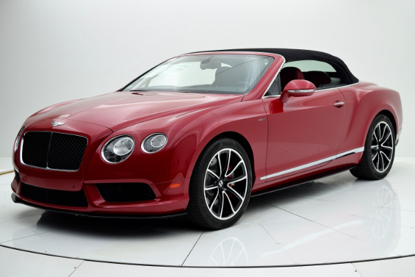 Bentley Continental GT V8 S 2014 For Sale $129880 Stock Number 1499JI 7101_p42