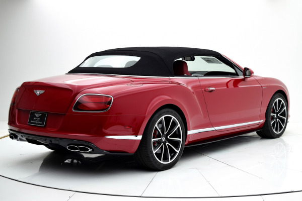 Bentley Continental GT V8 S 2014 For Sale $129880 Stock Number 1499JI 7101_p46