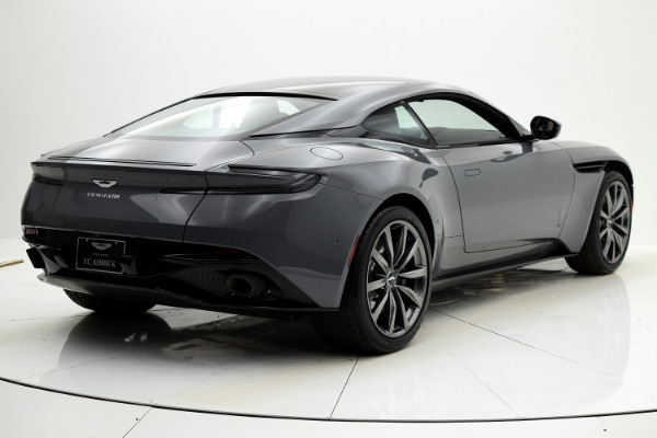 Aston Martin DB11 2018 For Sale $231534 Stock Number 18A117 7106_p6