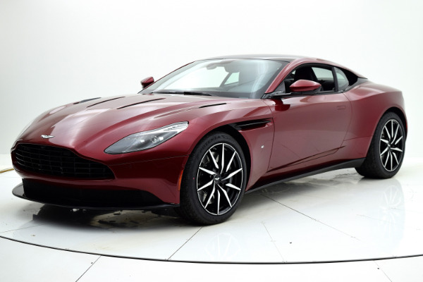 Aston Martin DB11 2018 For Sale $263954 Stock Number 18A118 7212_p2