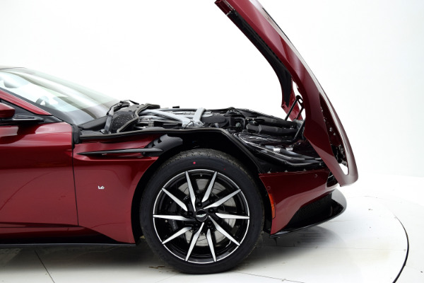 Aston Martin DB11 2018 For Sale $263954 Stock Number 18A118 7212_p33